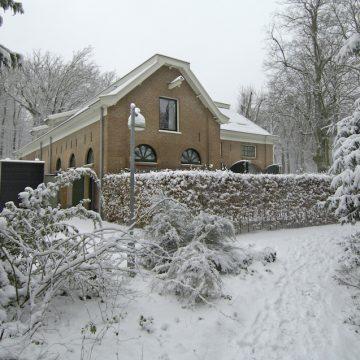 Koetshuis verbouwing