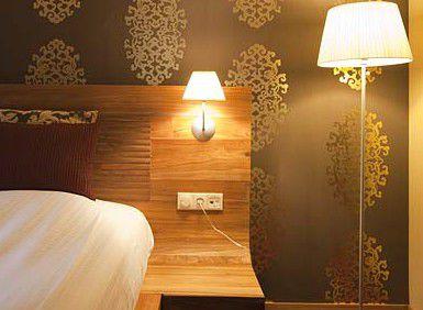 Grade luxe kamer - Hotel Groot Warnsborn