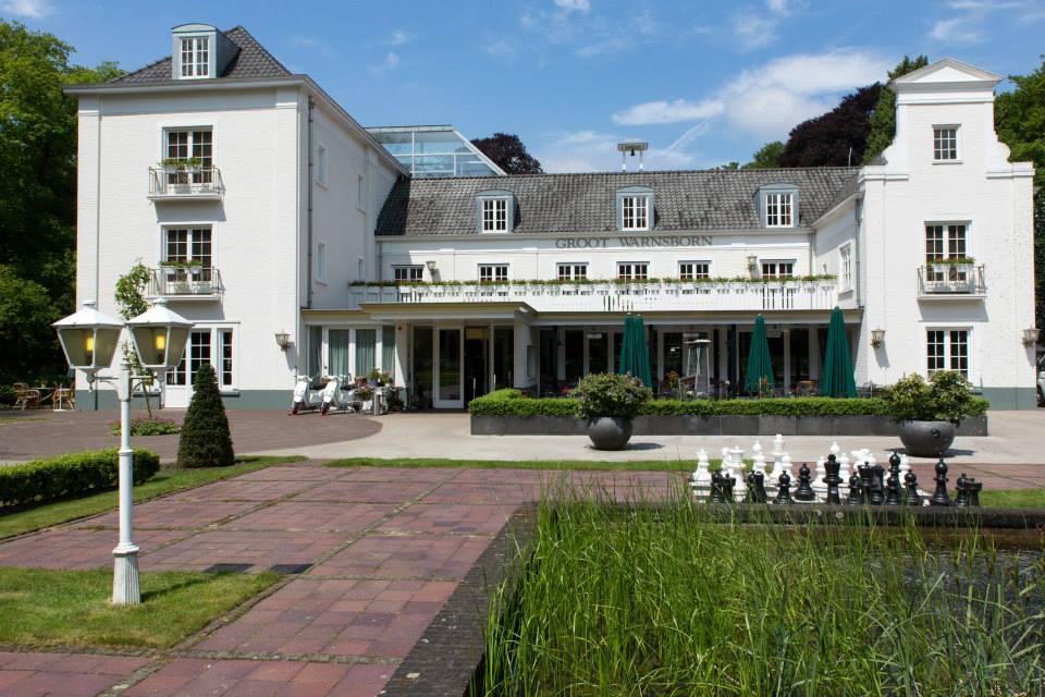 Personeelsuitje Arnhem | Landgoed Groot Warnsborn