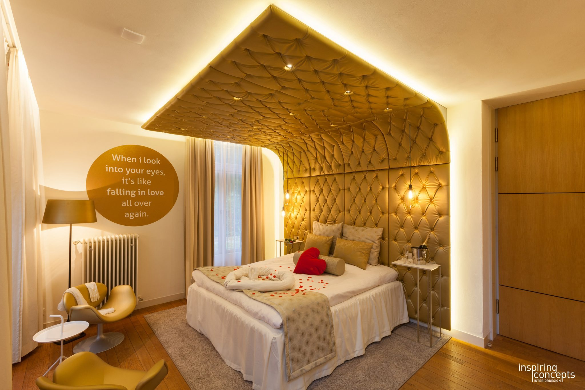 bruidskamer | Bruidssuite Hotel Groot Warnsborn