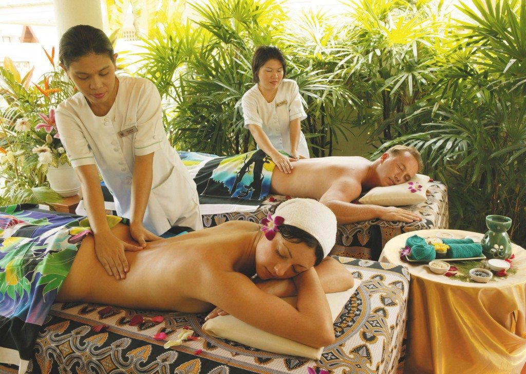 Relax arrangement hotel