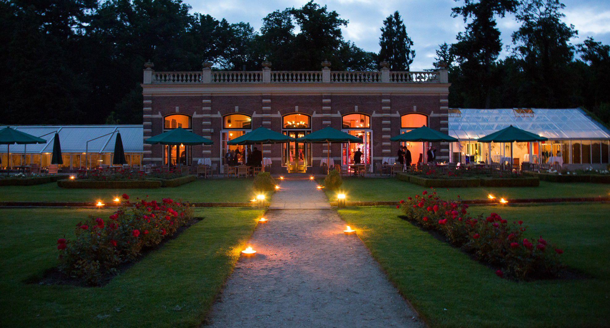 Bedrijfsfeest Gelderland | Landgoed Groot Warnsborn