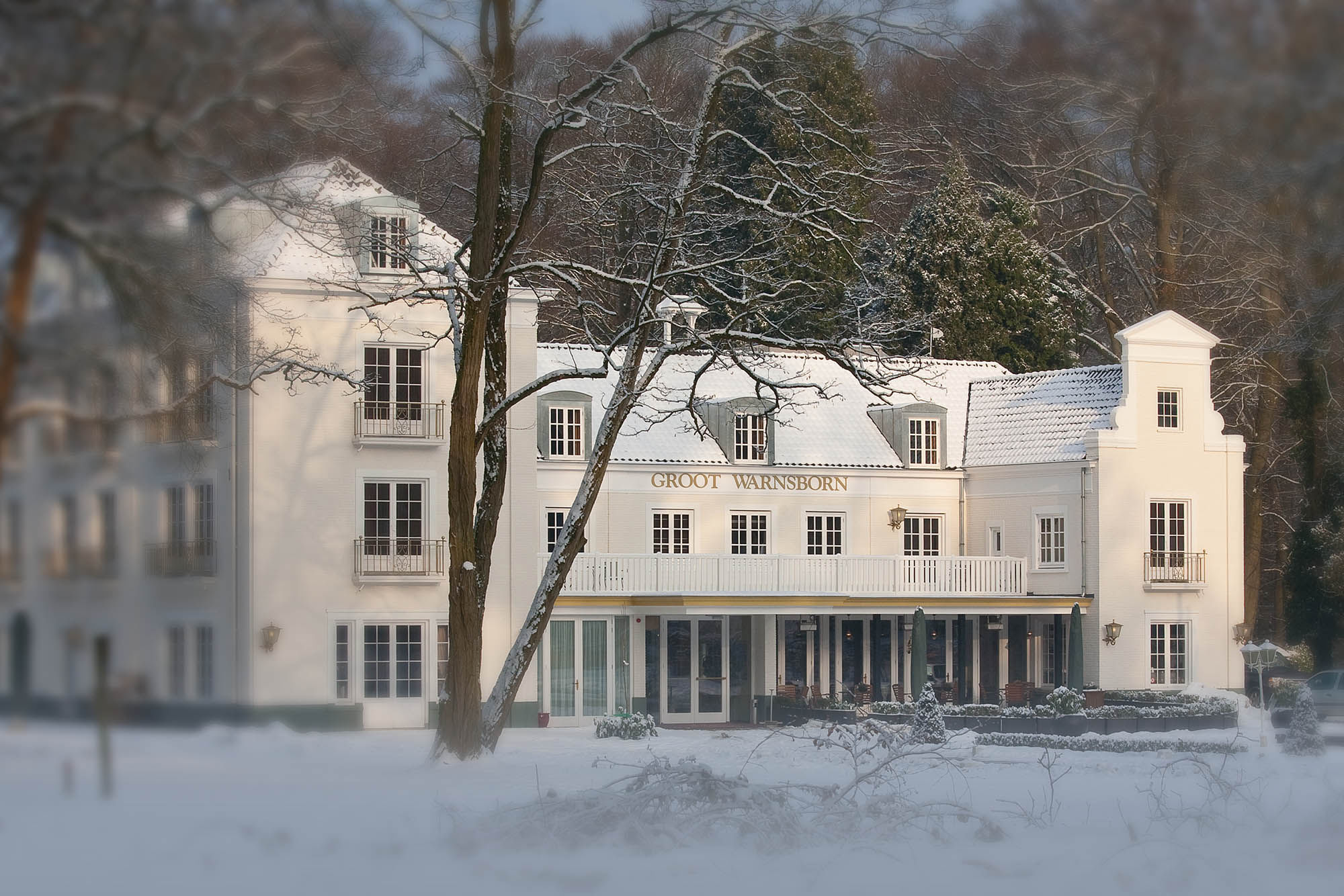 Nouveau  Hotel Arnhem   Landgoed Groot Warnsborn