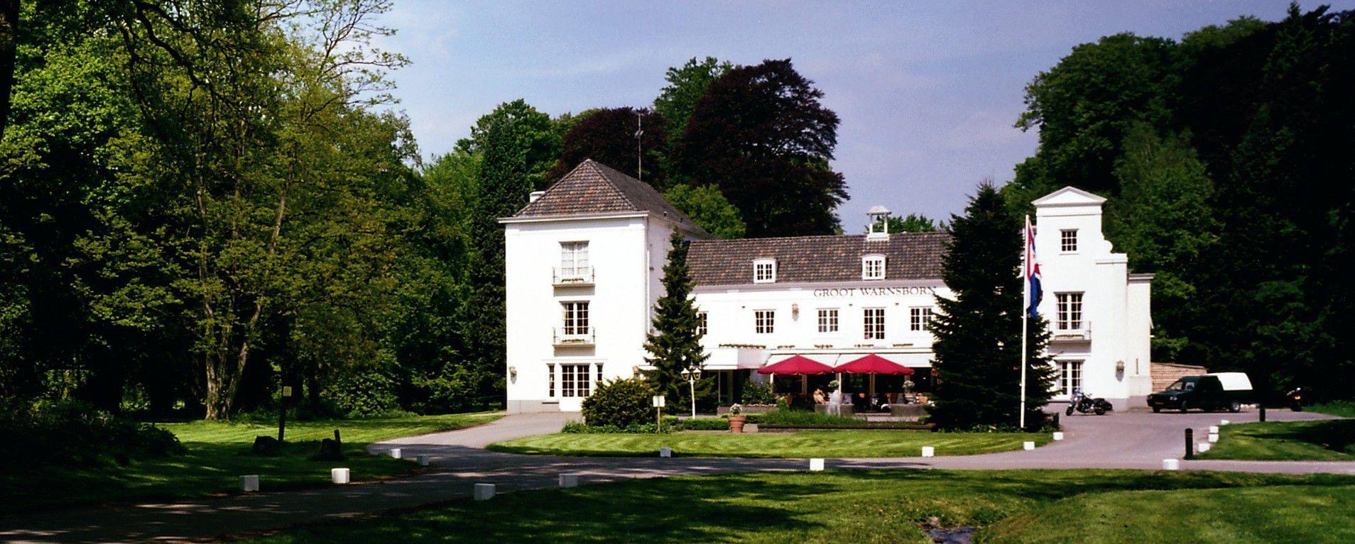 Luxe Hotel Arnhem | Landgoed Groot Wansborn