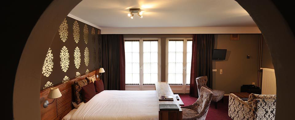 Prestige kamer   Hotel Arnhem