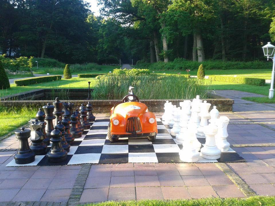 Schaakbord | Landgoed Groot Warnsborn